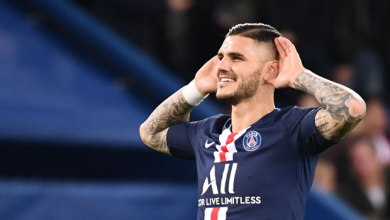 Photo of Nyaman di Paris, Mauro Icardi Ogah Pindah ke Juventus