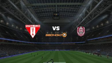 Photo of Live Streaming  UTA Arad vs CFR Cluj-Napoca 6 Maret 2021