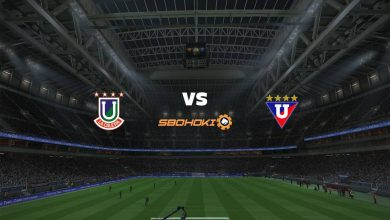 Photo of Live Streaming  Unión La Calera vs Liga de Quito 22 April 2021