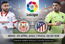Photo of Preview Sevilla vs Atletico Madrid: Pertarungan Mempertahankan Tahta La Liga